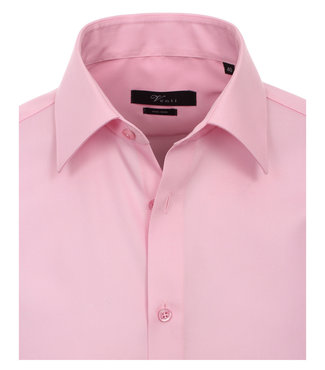 Venti Slim-Fit Regular Light Pink